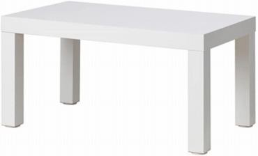 IKEA/イケア LACK:コーヒーテーブル ホワイト
