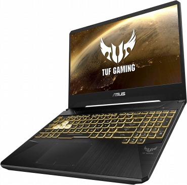ASUS TUF Gaming FX505DT ゲーミングノートパソコン : Ryzen 7 3750H