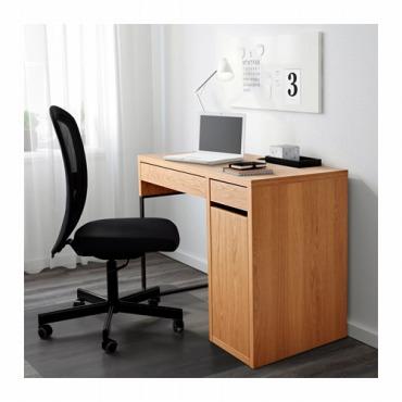IKEA(イケア) MICKE デスク 机 オーク調