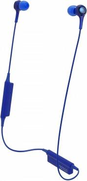 Audio Technica Bluetooth カナル型ヘッドフォン ATH-CK200BTBL