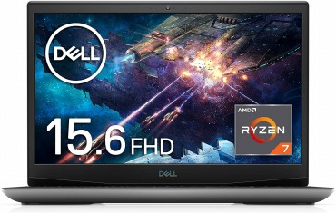 Dell ゲーミングノートパソコン Dell G5 : Ryzen 7 4800H