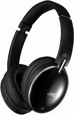 JVC HA-S88BN ノイズキャンセリングヘッドホン Bluetooth