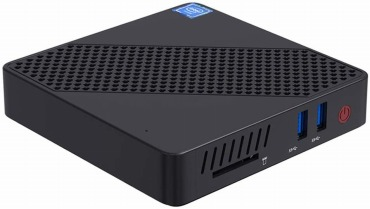 MINISFORUM N40ミニPC Intel Celeron N4000