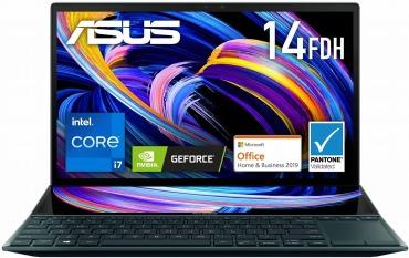 ASUS ZenBook Duo UX482EG Core i7
