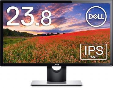 Dell モニター 23.8インチ フルHD SE2416H