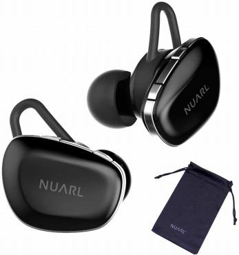 NUARL 完全ワイヤレスイヤホン N6