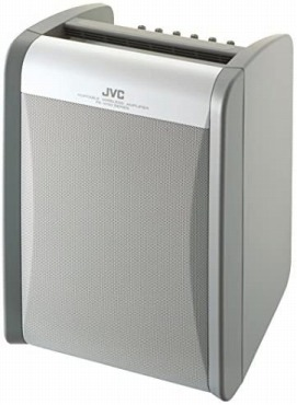 JVCケンウッド ポータブルワイヤレスアンプ PE-W51SB-M 業務用