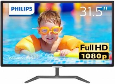 Philips 31.5インチ モニター フルHD 323E7QDAB/11