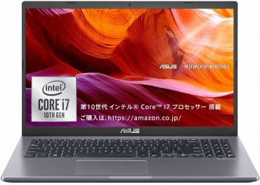 ASUS Office付きノートパソコン X545FA DVDスーパーマルチドライブ搭載