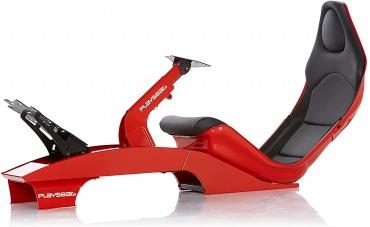 PLAYSEAT F1 RED フォーミュラマシンドライビングポジション RF00046