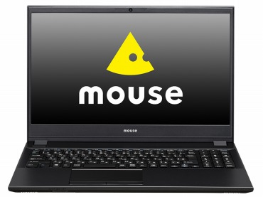 マウスコンピューター mouse ノートパソコン DVDスーパーマルチドライブ搭載