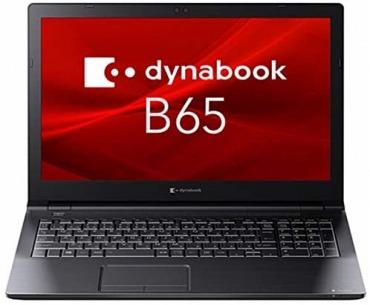 Dynabook B65 ノートパソコン DVDスーパーマルチドライブ搭載