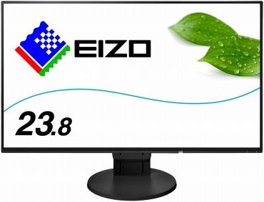 EIZO FlexScan 23.8インチ モニター フルHD EV2451-RBK