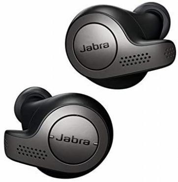 Jabra 完全ワイヤレスイヤホン Elite 65t