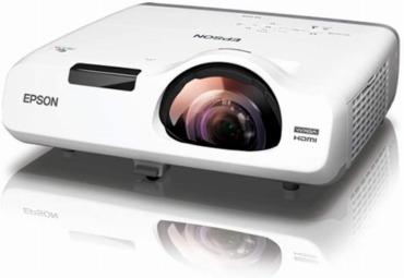 エプソン EB-535W 超短焦点プロジェクター WXGA 3400lm