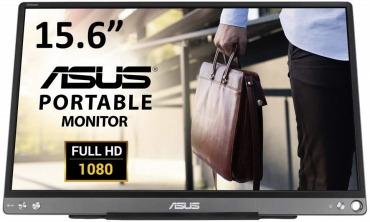 ASUS MB16ACE モバイルモニター 15.6インチ フルHD