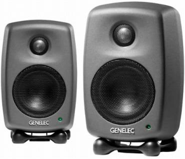 GENELEC モニタースピーカー 8010AP