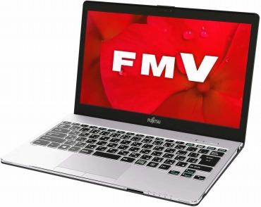 富士通 ノートパソコン FMV LIFEBOOK 13.3インチ Core i7
