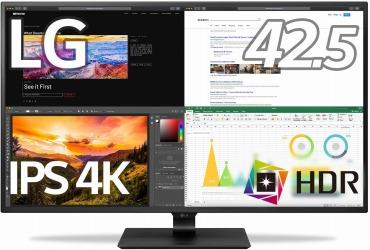 LG モニター 43UN700-B 42.5インチ 4K