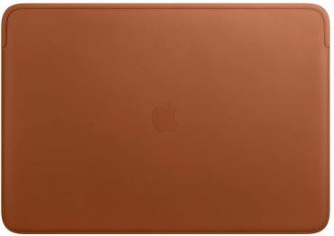 Apple 純正ケース レザースリーブ (16インチMacBook Pro用) - サドルブラウン