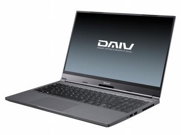 マウスコンピューター DAIV 5N