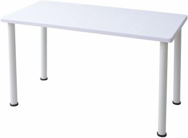 山善 フリーテーブル 幅120×奥行60×高さ71cm