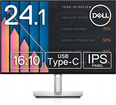 Dell USB-Cハブモニター 24.1インチ U2421E