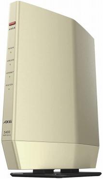 バッファロー WSR-5400AX6S/NCG