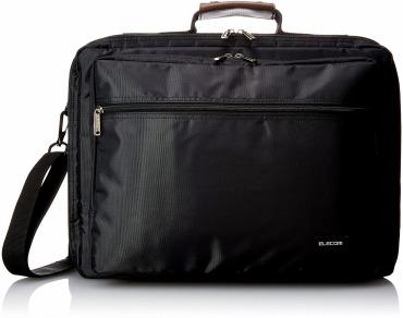 エレコム ビジネスバッグ 16.4インチワイド