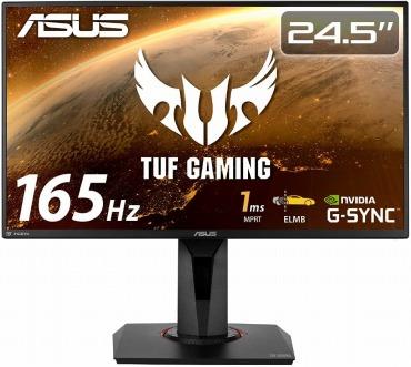 ASUSTek ゲーミングモニター TUF Gaming VG259QR 24.5インチ
