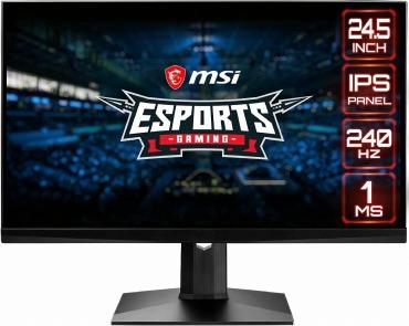 MSI OPTIX MAG251RX ゲーミングモニター 24.5インチ