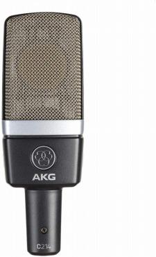 AKG C214 コンデンサーマイク