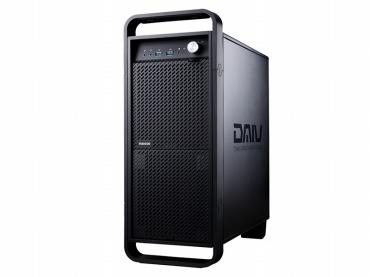 マウスコンピューター DAIV A7 ミドルタワーPC