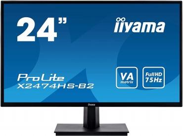 iiyama モニター 23.6インチ VAパネル