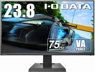 I-O DATA VAパネル ゲーミングモニター 23.8インチ