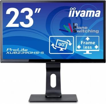 iiyama モニター ProLite XUB2390HS-B5