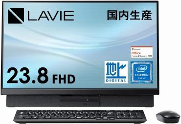 NEC 一体型 デスクトップパソコン LAVIE Direct DA 23.8インチ Office付き