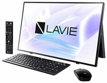 NEC 一体型 デスクトップパソコン LAVIE Home All-in-one  HA970/RAB 27インチ テレビ対応