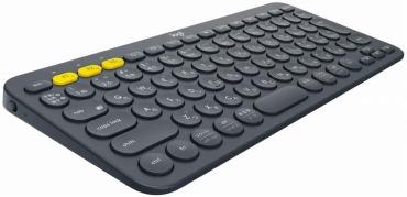 ロジクール K380BK Bluetoothワイヤレスキーボード