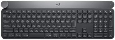 ロジクール キーボード ワイヤレス 無線 KX1000s bluetooth CRAFT Unifying