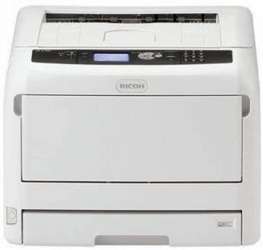 リコー A3カラーレーザープリンター SP C740 封筒印刷対応