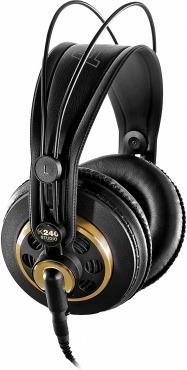 AKG ヘッドホン スタジオモニター K240S