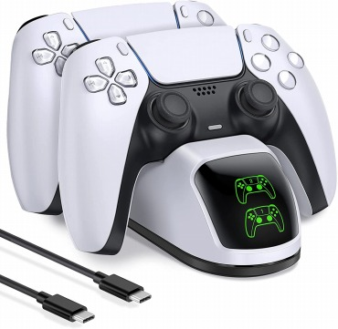 PS5 コントローラー 充電器