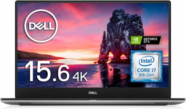 Dell ノートパソコン XPS 15 7590 4K有機EL