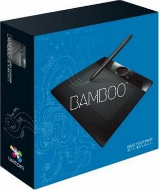 ワコム ペンタブレット Wacom Bamboo MTE-450/K0