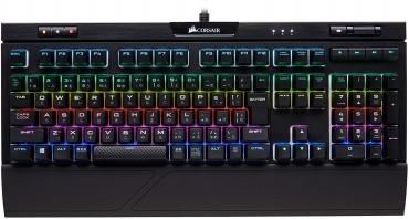 Corsair K70 RGB MK.2 RAPIDFIRE ゲーミングキーボード