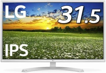 LG モニター 32MP58HQ-W 31.5インチ ホワイト