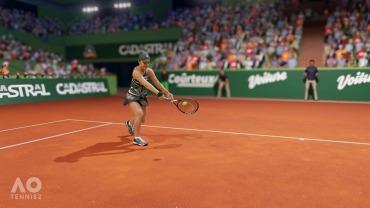 AOテニス 2 : PS4
