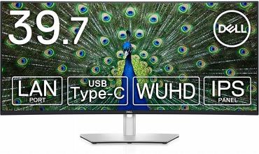 Dell U4021QW 39.7インチ 曲面モニター Thunderbolt3