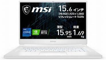 MSI Stealth Core i7-1185G7